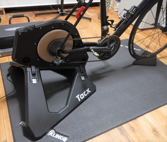 Tacx NEO Smart Trainer + Antenna + Heart Rate